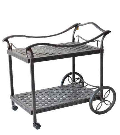 A-LD103X-Tea Cart W23xD37xH35 Weight 65