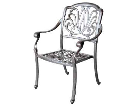 LD777-1Dining chair -  Total Sizes W25xD22xH36  Seat Size W18xH16Arm H25 Weight 23lbs